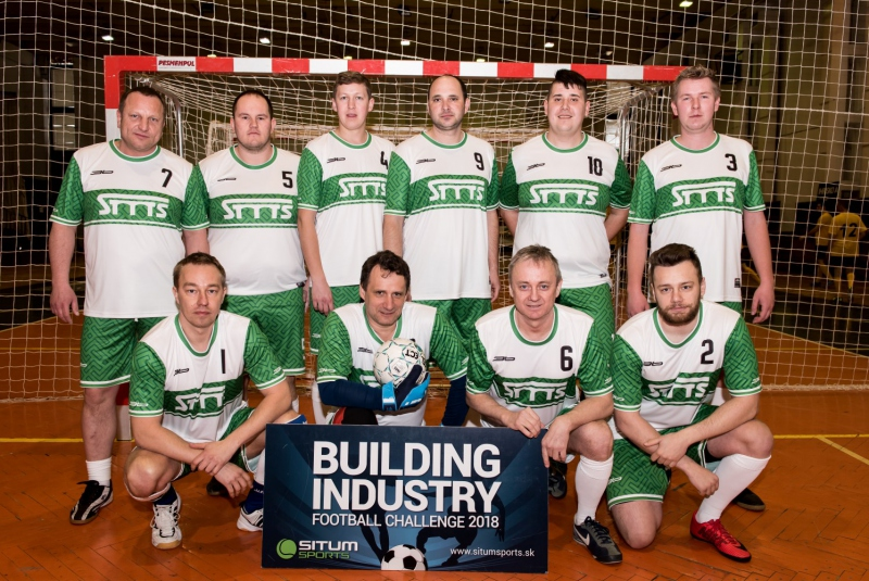 Aktuality / BUILDING INDUSTRY FOOTBALL CHALLENGE  2018